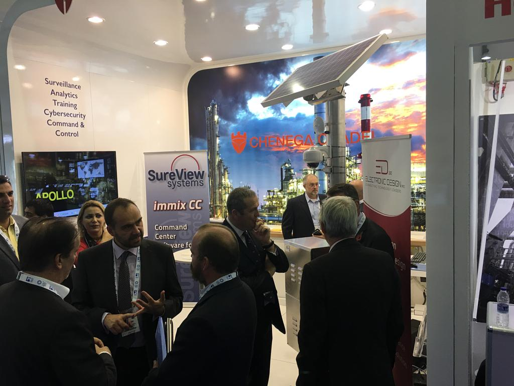 SureView Brings Immix CC to Abu Dhabi International Petroleum Exhibition Conference, ADIPEC